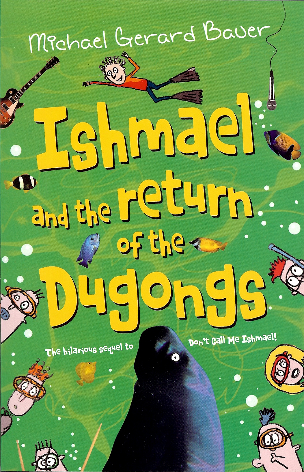 Ishmael And The Return Of The Dugongs Michael Gerard