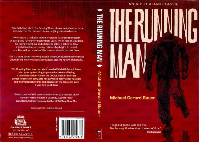 the running man michael gerard bauer essay Michael gerard bauer michael gerard bauer s second novel for young dont call me ishmael essay readers of the running man will also enjoy the literary.