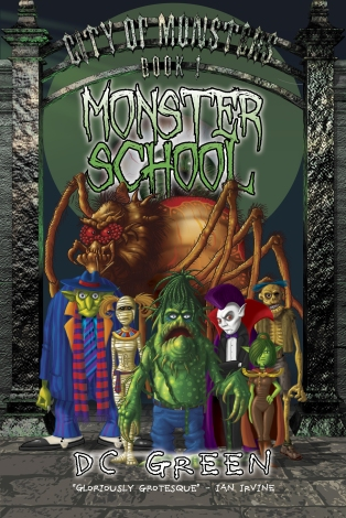Monster School