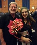 With Sophia (Vocalist)