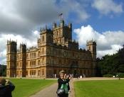 """Downton Abbey""/Highclere Castle"